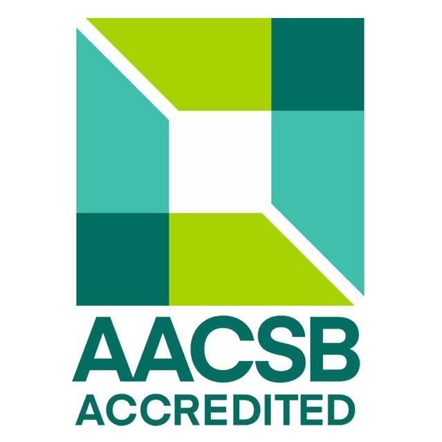 كلية الاقتصاد والإدارة Aacsb Accreditation